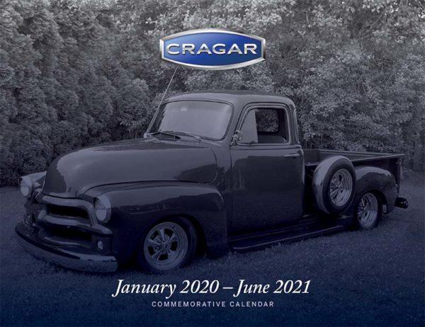 Cover of 2020 Cragar Calendar